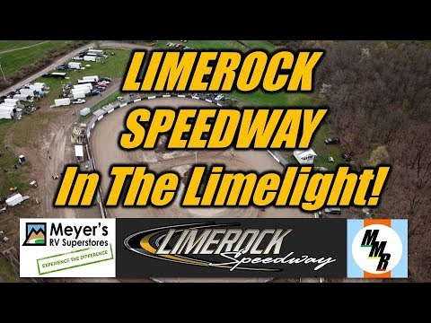 Dirt Track Story at Limerock Speedway (Upstate New York)