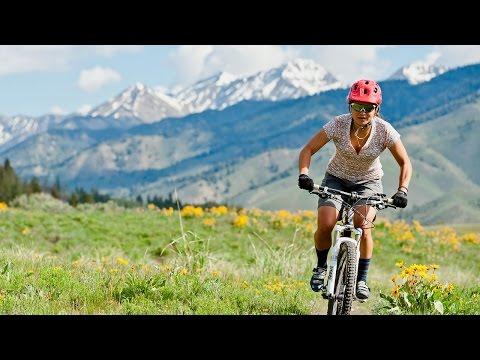 Mountain Biking at Sun Valley