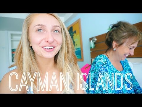 The Life Of A Flight Attendant | Cayman Islands Part I | Vlog 41