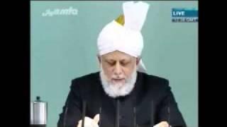 Tournée européenne de Sa Sainteté le Calife - sermon du 21-10-2011