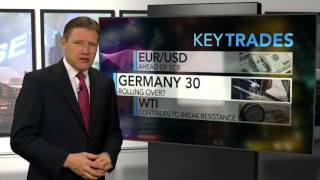 Key trades to watch:  EUR/USD, Germany 30 and US crude
