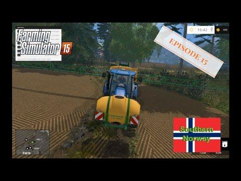 Farming Simulator 2015 Southern Norway Episode 15