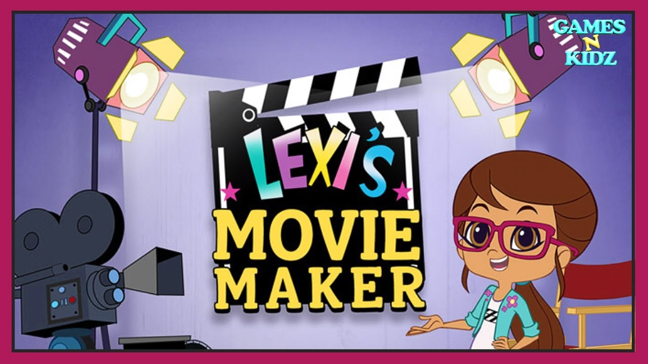 Lights, Camera, Lexi - Lexi's Movie Maker - Disney Junior App For Kids