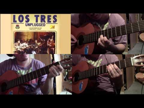 La Espada y la Pared - Los Tres - Cover Multiple (split screen cover)