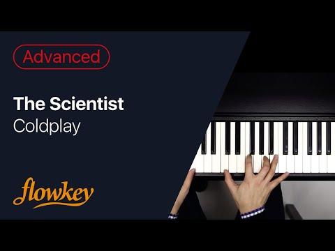Coldplay - The Scientist (Beautiful Piano Arrangement)