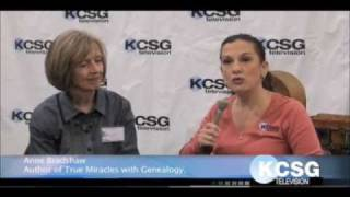 KCSG TV Interview with Anne Bradshaw