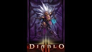 Diablo 3 ROS WD Cold Build on T2 - Spirit Barrage, Piranha's, Acid Cloud, D3, 2.03