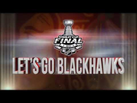 Chicago Blackhawks 2013 Playoff Stanley Cup Montage - Rise Above