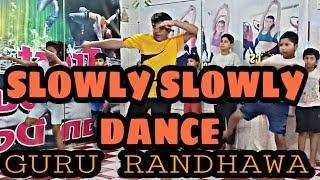 SLOWLY SLOWLY DANCE VIDEO   Guru Randhawa ft. Pitbull   Rohit Sam Choreography