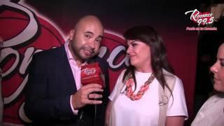 Entrevista Pandora Showcase Romance 99,5