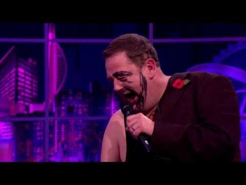 Johnny Vegas Doing Karaoke - The Jonathan Ross Show