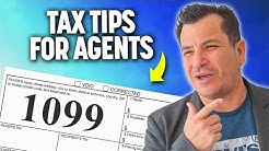 Ep. 55: Tax Tips For Real Estate Agents