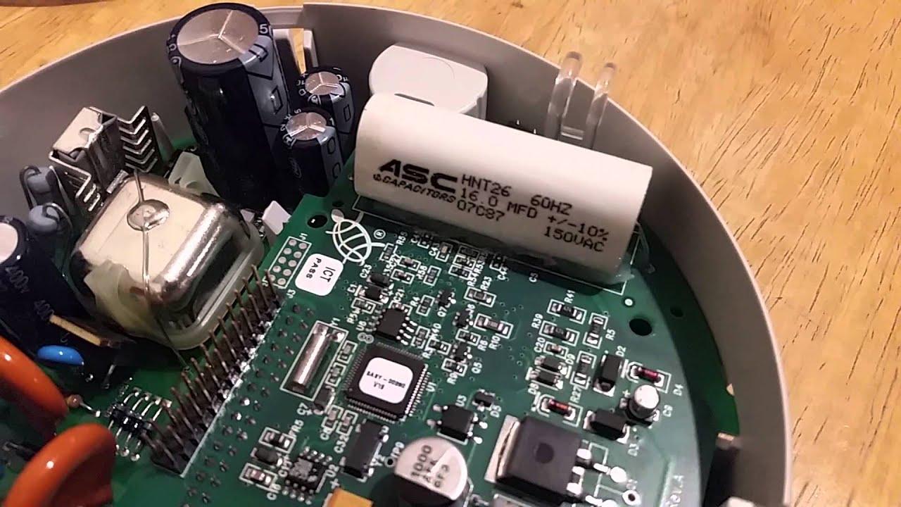 Ge Kv2c Multifunction Meter Fitzall Wiring Diagram Lambretta Varitronic Electric Teardown Youtube