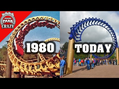 10 Remnants Of Removed Roller Coasters