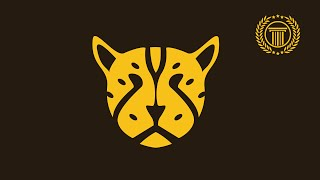 Tiger Head / Beast / Wild Animals Logo Design / Adobe illustrator Tutorial For Beginners
