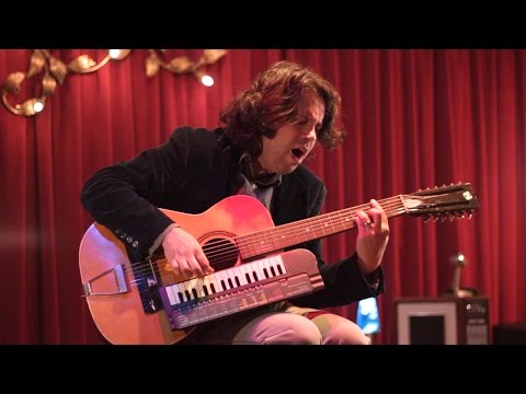 Jay Gonzalez & His Acoustic Keytar - Give Me Another Chance (Big Star Cover)