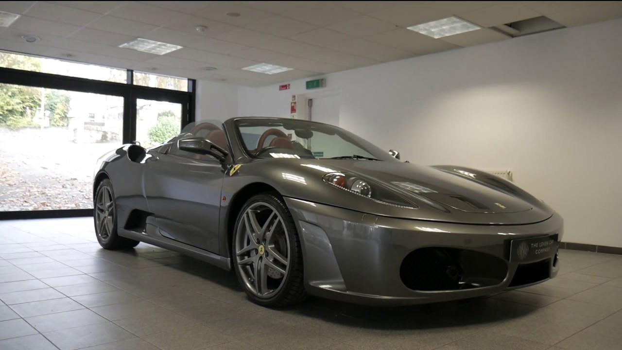 Ferrari F430 Spider Cold Start Revs Indepth Interior And Exterior Tour Walkaround