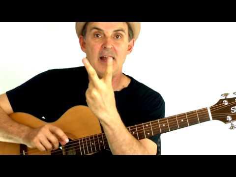 Beginning Guitar Chords 101 - Lesson #9 - Chord Families E, A, B7