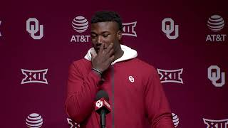 OU Football: Kenneth Murray press conference