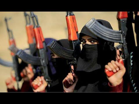نساء داعش الأجنبيات يطالبن بلادهن بالعودة وبمحاكمة عادلة  - نشر قبل 2 ساعة
