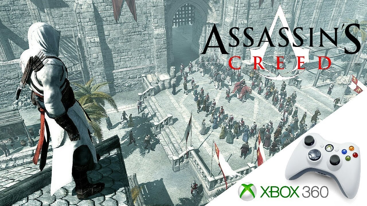 Assassin S Creed Xbox 360 Gameplay Pt Br Gratuito Xbox Live Gold