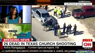 Sheriff Says Texas Church Was Recording Services During Shooting!
