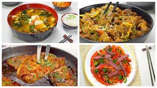 4 БЛЮДА КОРЕЙСКОЙ КУХНИ которые обязательно стоит приготовить Рецепты от Всегда Вкусно