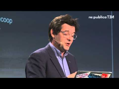 re:publica 2016 – Trebor Scholz: How Platform Cooperativism Can Unleash the Network