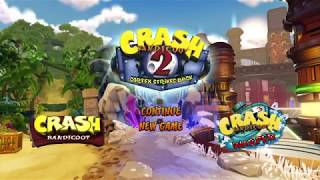 Crash Bandicoot на Switch! (блиц-обзор)