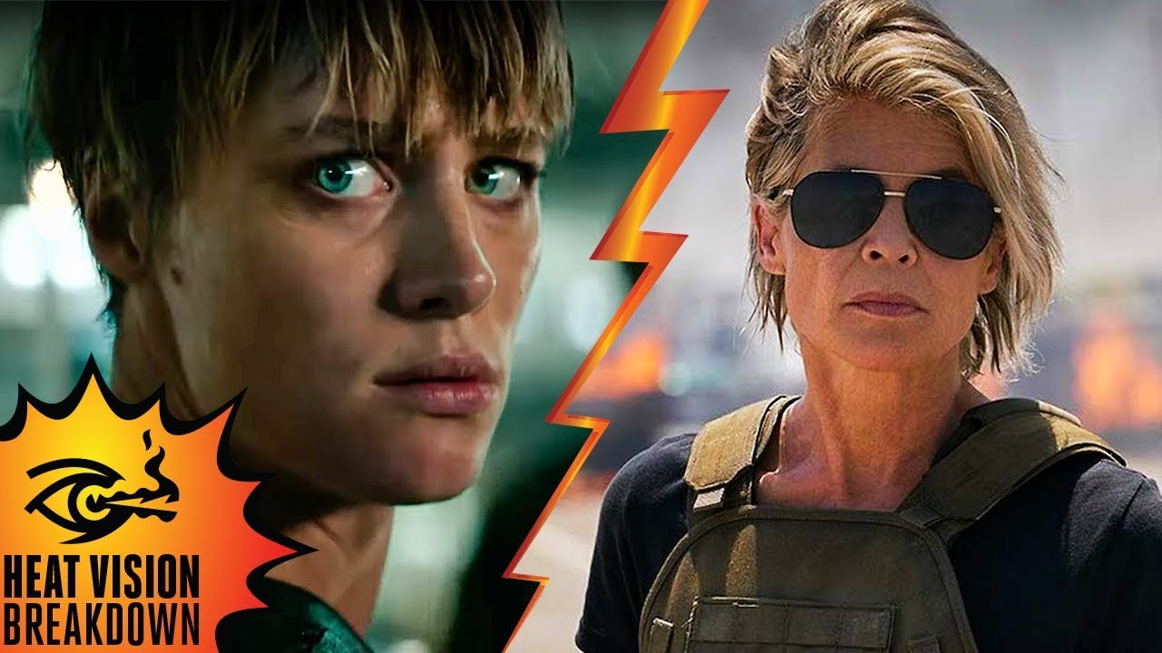 'Terminator' & the Risks of Rewriting Movie History? | Heat Vision