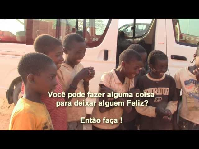 Palestrante Motivacional para Educação | Educando na ÁFRICA | Fabio Fernandes