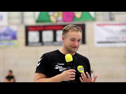 /// Jörg Lützelberger in PK nach 40:31 vs. Backnang: