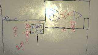 Stop Motion Film Chase Hunter THE INVENTION OF GEOMETRY