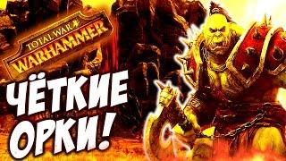 видео Расы и фракции Warhammer 40,000: Зеленокожие (чем заняться орку в космосе)