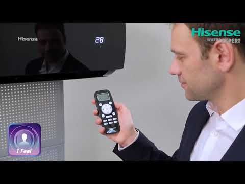 Обзор кондиционера Hisense серии BLACK STAR Classic A - Тривалість: 5:55.