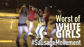 Sausage Movement: WHITE GIRLS #1 Rap Compilation