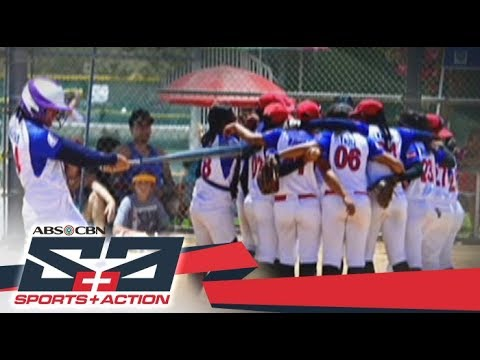 The Score: Manila Softball Team brings pride to PH as they conquer the PONY Softball World Series