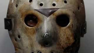 FRIDAY THE 13th MOVIE JASON HOCKEY MASK TRAILER!!  FULL HD!!!!!!
