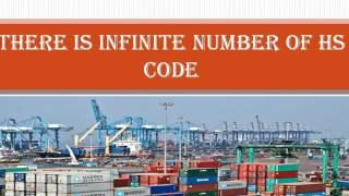 Analyze which Hs Code is suitable for which Product - Seair