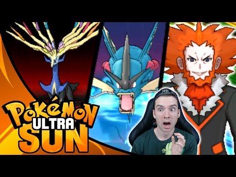 TOUGHEST BOSS BATTLE YET VS...LYSANDRE! Pokemon Ultra Sun Let's Play Walkthrough Episode 56