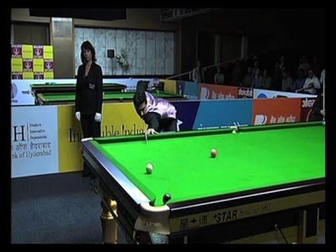 Pankaj Advani creates history in Indian Open Snooker