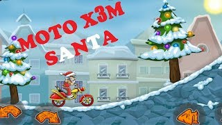 Moto X3M Santa Android Game