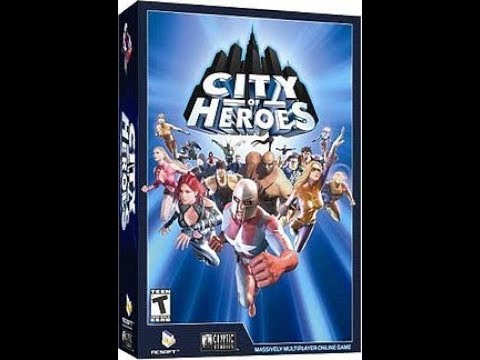 CIty Of Heroes Revised Faultline Tour