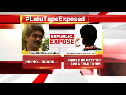#LaluTapeExposed