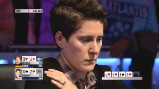 Selbst vs. Quoss, PCA Super High Roller Final Table - The Bonus Cut | PokerStars.com