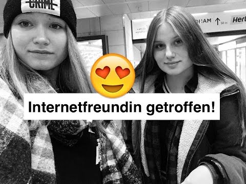 Internetfreundin