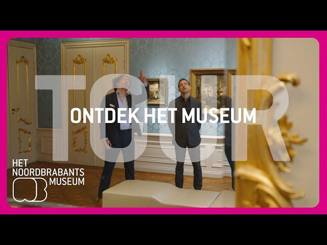 Digitale tour met Lucas De Man   Het Noordbrabants Museum