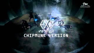 Exo - Wolf [Chipmunk Version]