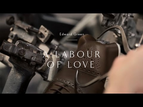 A Labour of Love — Edward Green