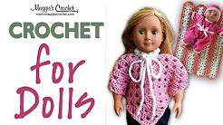 Vestiti Uncinetto Per Bambole Youtube